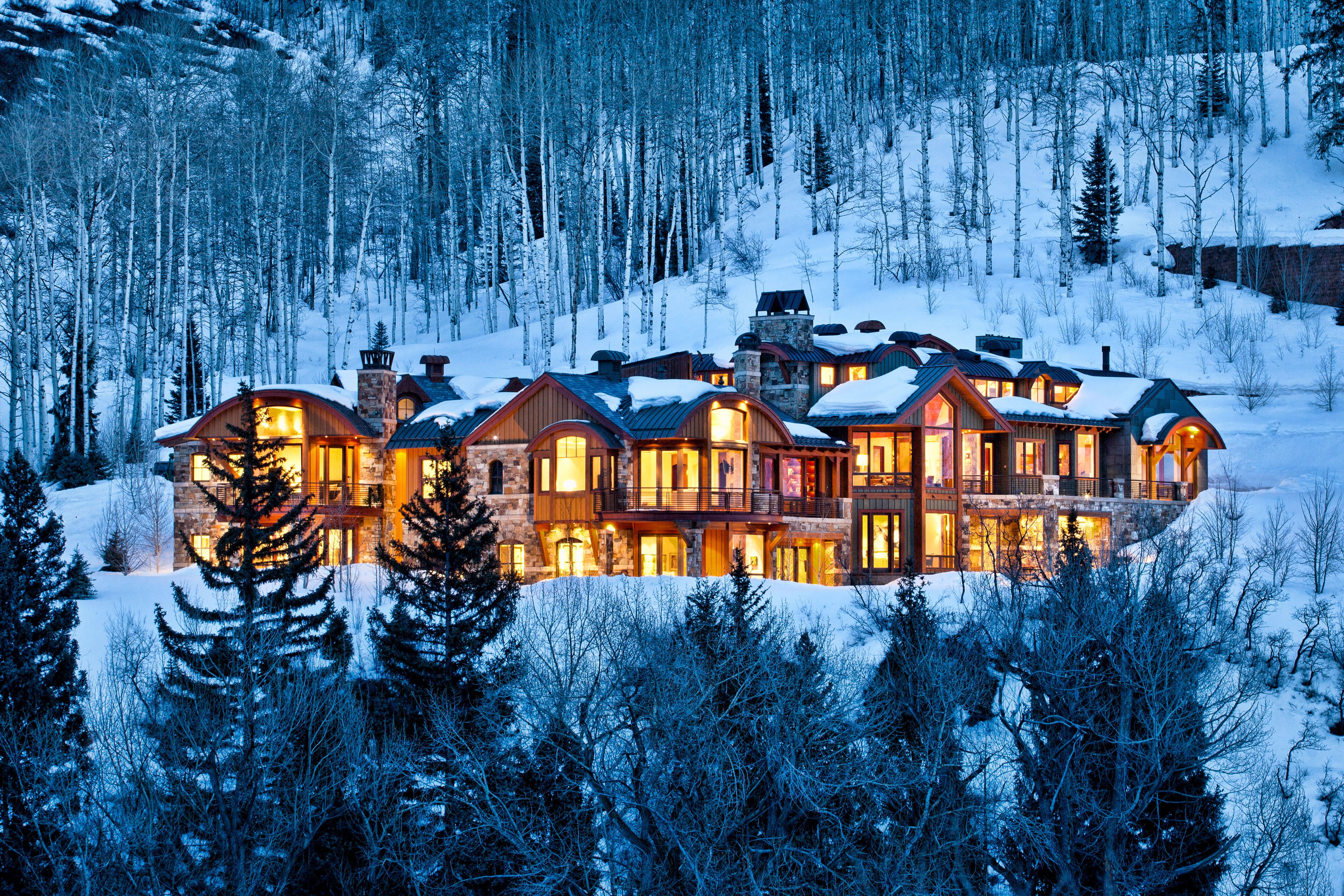 JIGSAW RANCH | Aspen, CO | Luxury Portfolio International Member ...
