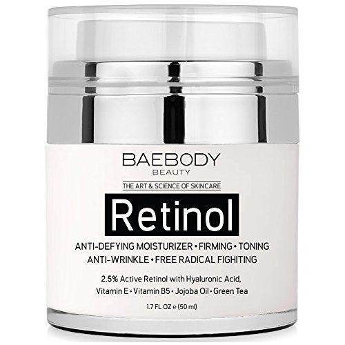 Strongest Otc Retinol 2 0 Available Without A Prescription 2 5 Oz From Ncn Skincare Retinol Eye Gel Best Anti Aging Creams