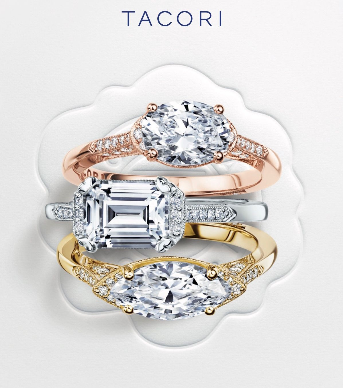 Only 11 days until our Fall into Tacori Savings weekend