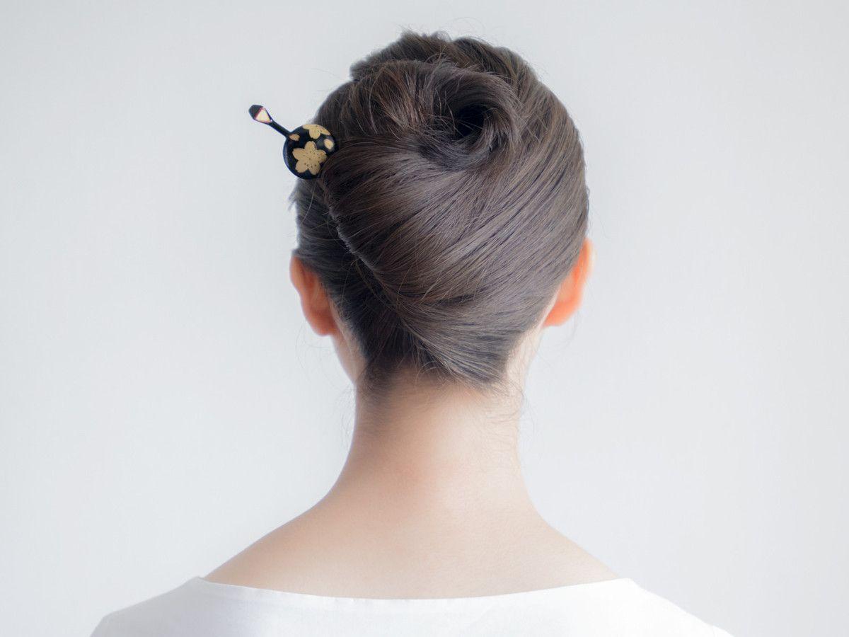 かんざしの使い方は? 簡単で可愛い髪形になるかんざしヘア ...