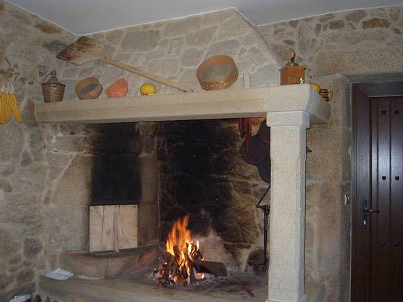 Rianxo a coru a casa tarago a dispone de cuatro - Casas rusticas galicia ...