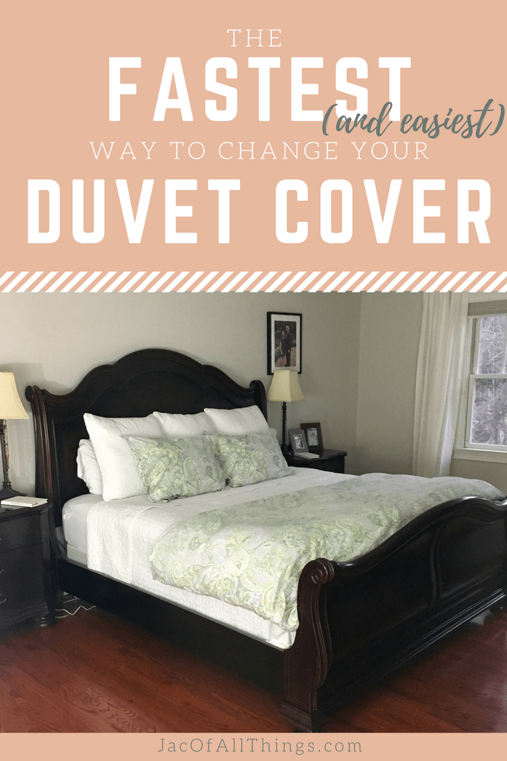 How To Change A Duvet Cover Life Hack Duvet Cover Diy