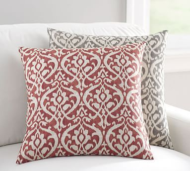 Pottery Barn Pillow Inserts Prepossessing Ingridikatprintpillowcover#potterybarn  Pottery Barn Decor And Review