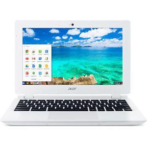"INTEL N2840 2.16GHz✔2GB RAM✔16GB SSD Acer CB3-131-C3SZ 11.6/"" Chromebook Laptop"