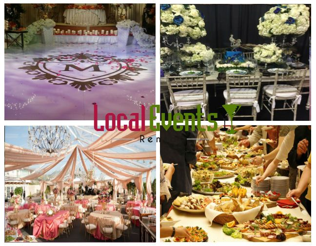 Local Events Rental In Los Angeles Is The Specialist In Renting Out Party Equipment Tents