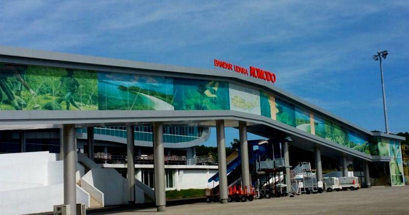 Bandara Komodo Dapat Status Internasional Pada Juni 2020 Di 2020