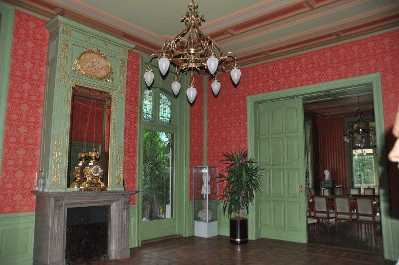 Restauratie historische interieur Jugendstil villa Rams Woerthe ...