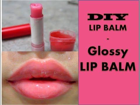 How to make lip gloss at home