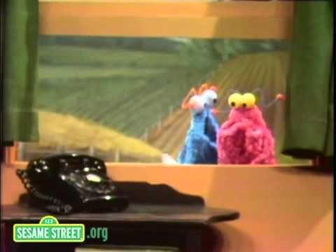 Sesame Street Aliens Telephone Fake Planes Youtube Being Laura