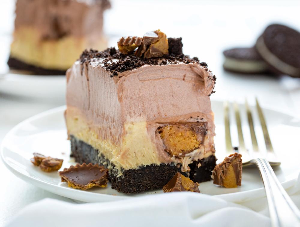 The BEST Peanut Butter Dessert around!