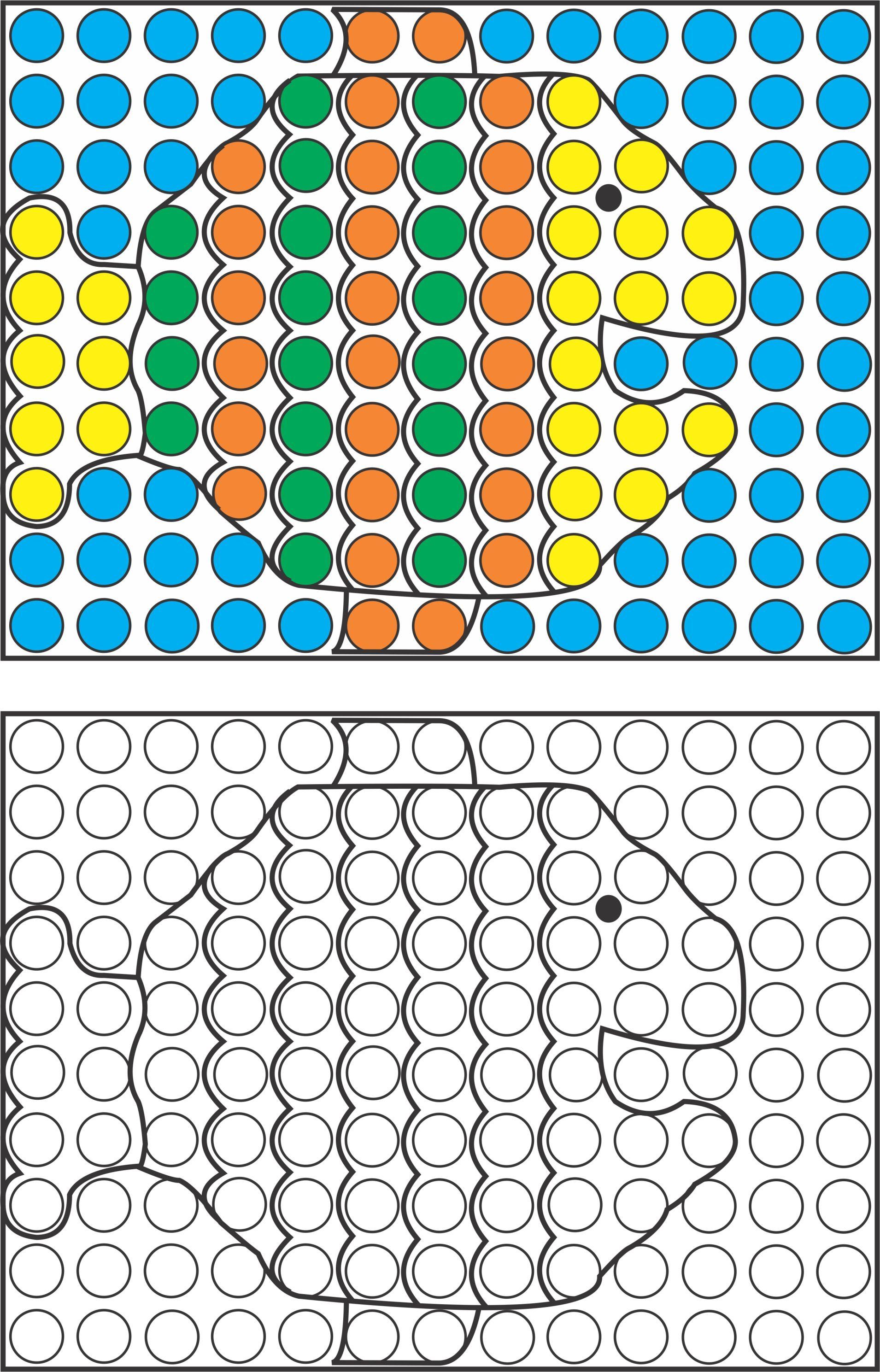 Mosaic Pattern Sample Page