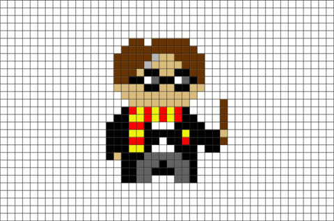 Get Inspired For Pixel Art 20x20 @KoolGadgetz.com