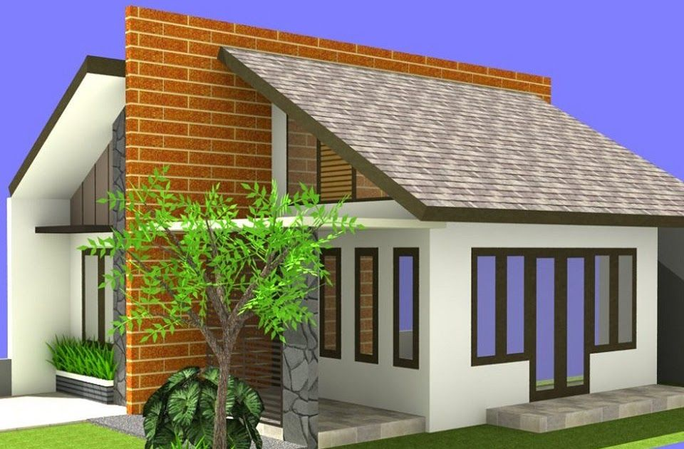 Kumpulan Tren Desain Rumah Minimalis Atap Miring Disertai Bentuk Atap Miring Rumah Minimalis Rumah Minimalis Desain Kons Di 2020 Rumah Minimalis Desain Rumah Rumah