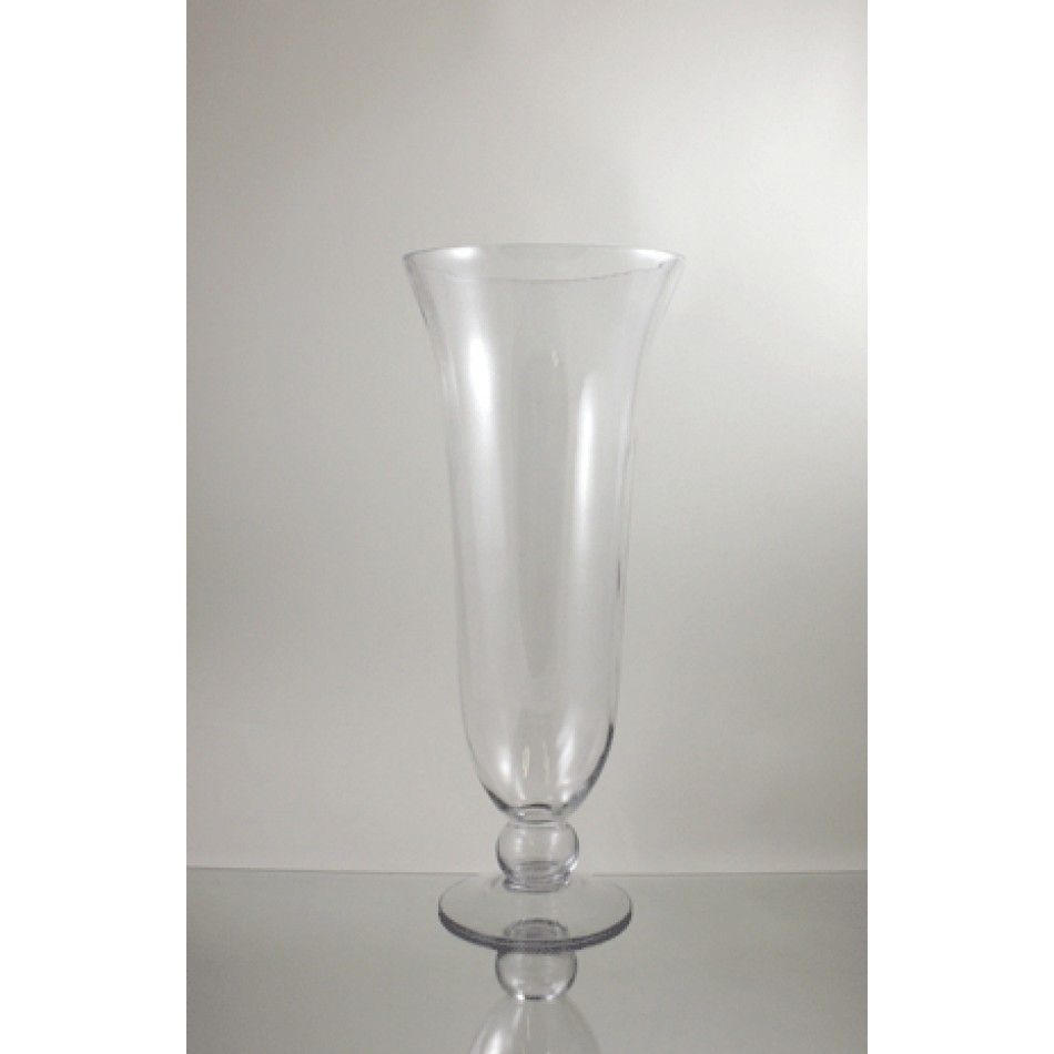10 x 24 flared glass hurricane vase bulk case of 2 3050 per 10 x 24 flared glass hurricane vase bulk case of 2 3050 per vase floridaeventfo Gallery