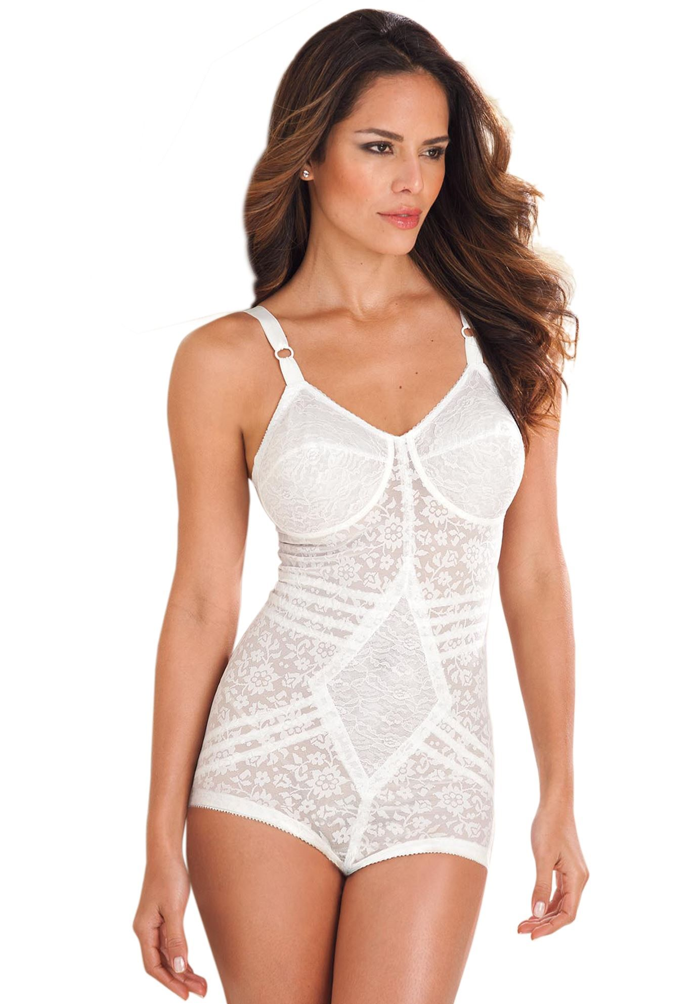 a736cf371a9 All-in-one extra-firm shaping body briefer by Rago®