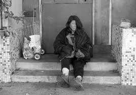 homeless -