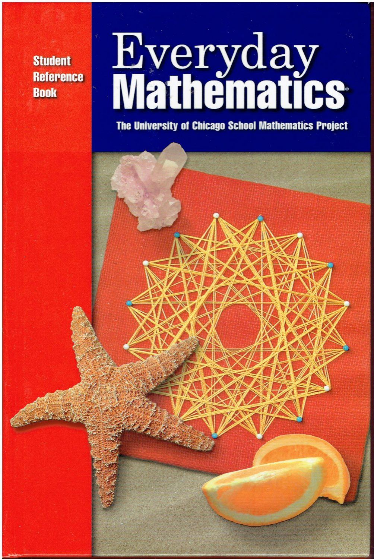 Workbooks everyday math workbook : Everyday Mathematics 3 Student Reference Book ©2004 3rd grade math ...
