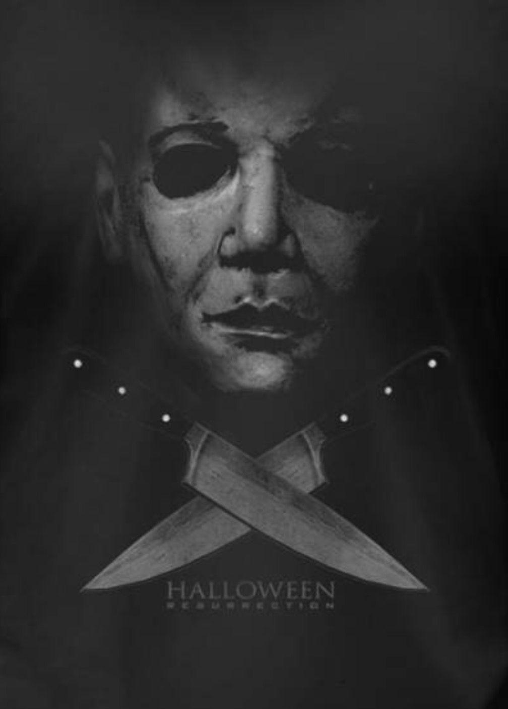 Halloween Michael Myers Mask | Nerd Stuff That I'll Have Someday ...