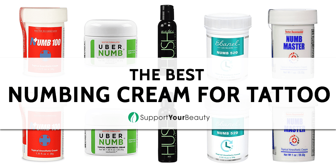 The Best Numbing Cream For Tattoo – 2018 Reviews & Top Picks | Tats ...
