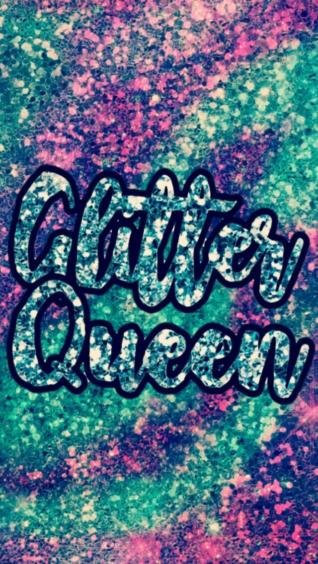Glitter Queen Wallpaper Made By Me Queens Wallpaper Wallpaper Iphone Summer Cute Wallpaper Backgrounds
