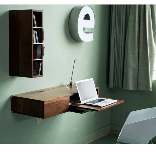 The latest in desks for the minimalists | urbancase ledge