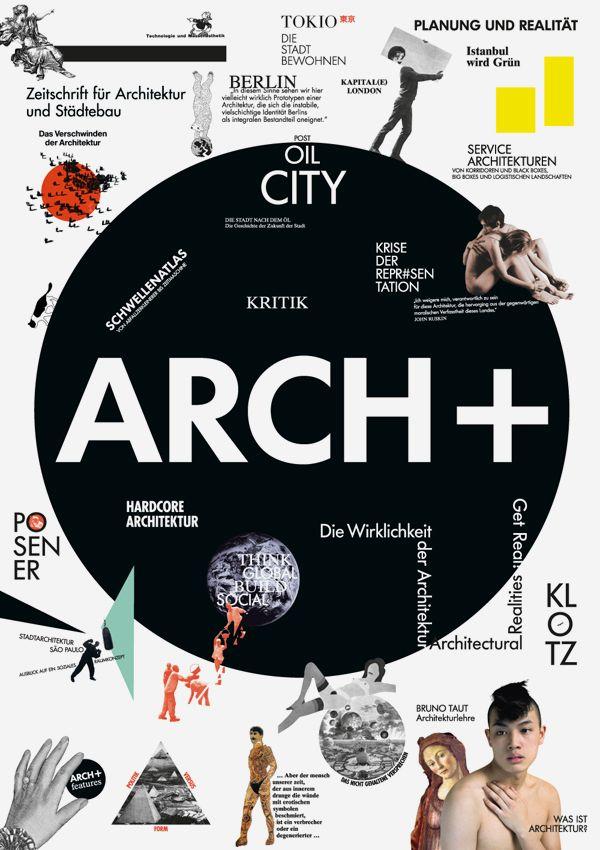 Meiré und Meiré: Arch+ Frankfurter Buchmesse