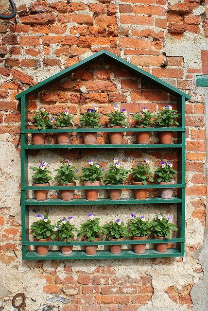 Garden wall #PottingHouse, #Urban
