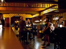 Awesome 132 Ninth Ave NYC. Located Behind A Coffee Shop, The Bathtub Gin Is A Bar  Inspired By The Prohibition Era Of The The Bar Offers An Array Of Old Time  Drinks ...