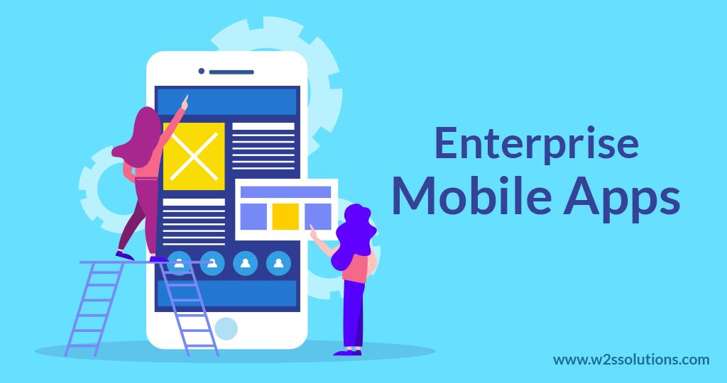Enterprise Mobile Application Development Company in