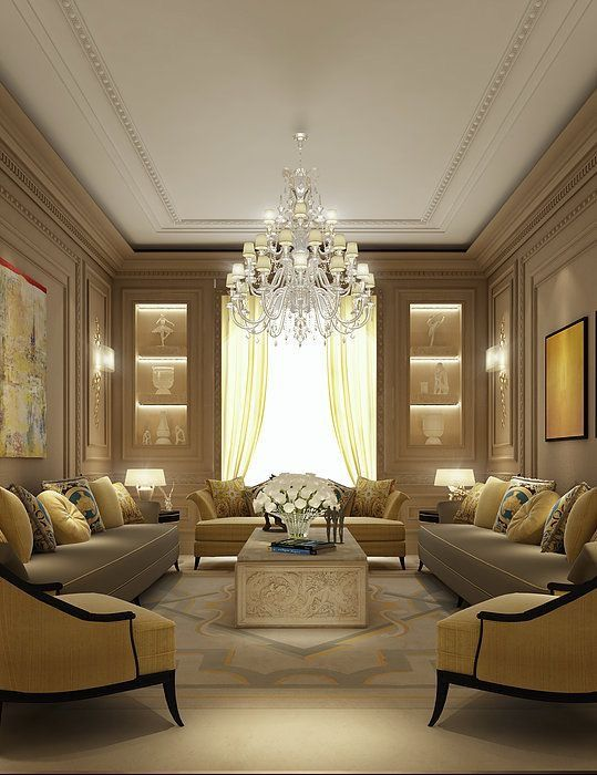 Beautiful layout and color combination living room for Salon marocain classique
