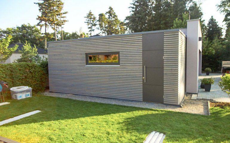Design gartenhaus NATURHOUSE S12 6,47 x 2,6 m