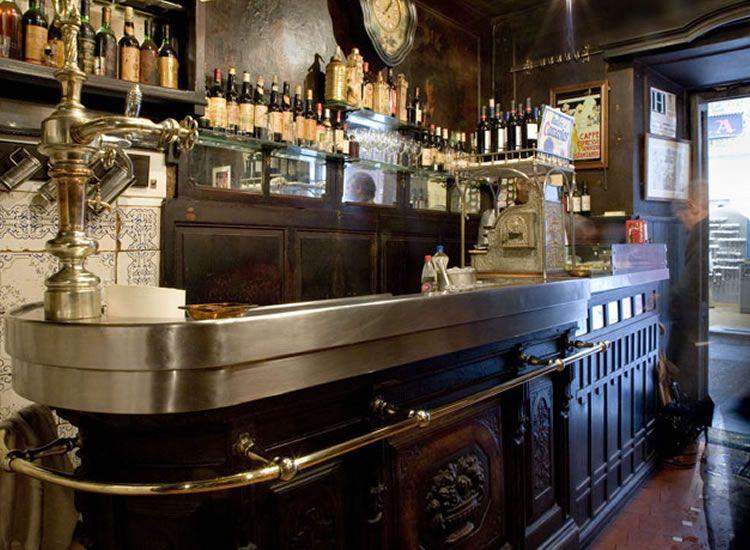 12 bares de vinos m s antiguos de europa vinopack wine for Bares rusticos decoracion