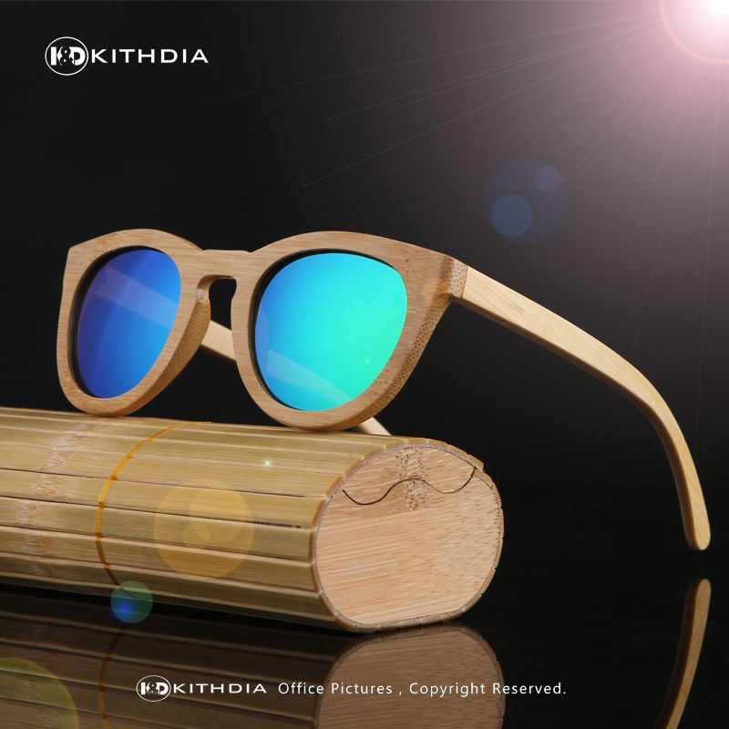 6888e03208d38 EZREAL New Bamboo Sunglasses Men Wooden Sun glasses Women Brand Designer  Mirror Original Wood Glasses Oculos de sol masculino