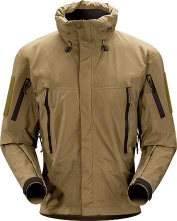 9308fee79 Alpha Jacket Men's Lightweight, waterproof and compressible GORE-TEX® jacket  specifically engineered for military and law enforcement applications.