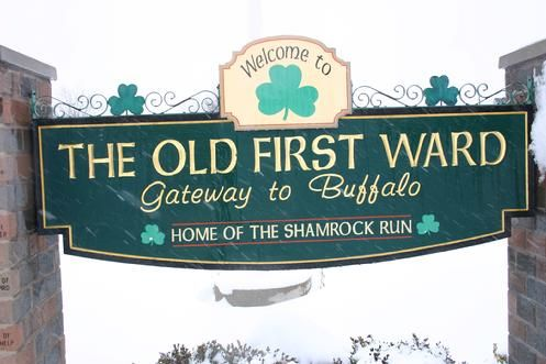 Old First Ward Shamrock Run The Buffalo Home Sellers 5K is a Running race in Buffalo, New York consisting of a 5K.