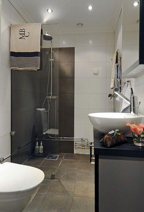 Small Minimalist Bathroom Apartment Design Apartment Bathroom Design Bathroom Design Small Modern Bathroom Decor Apartment Small