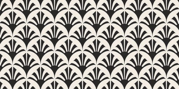 art deco patterns black and white - Google Search | patterns and ...