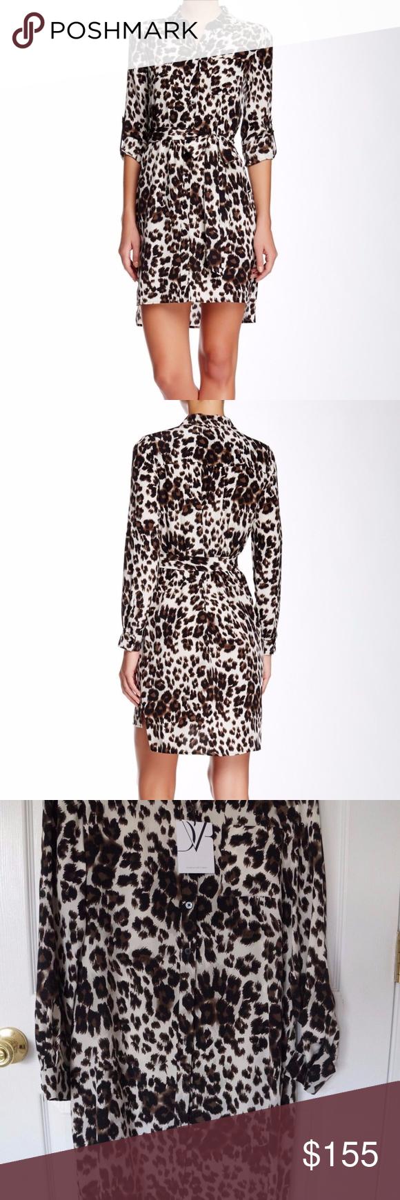 Diane von Furstenberg Prita Leopard Snow Cheetah S Diane von