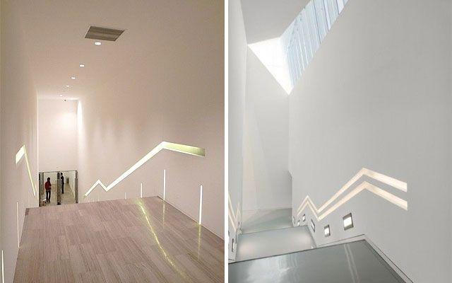 Pasamanos modernos para escaleras de diseño | Pasamanos | Pinterest ...