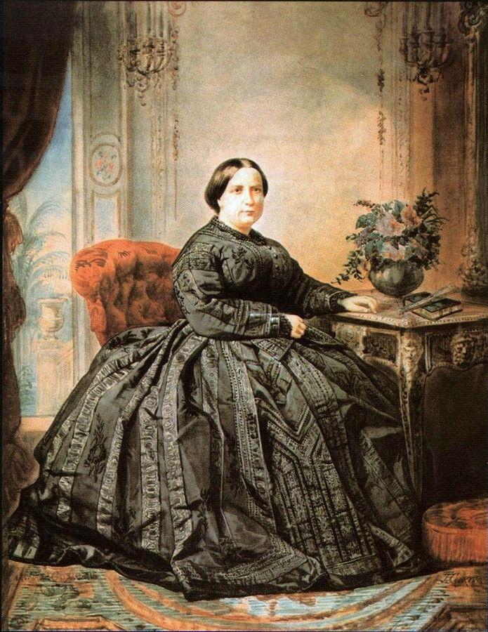 Teresa Cristina De Bourbon Siciles Empress Of Brazil Com Imagens