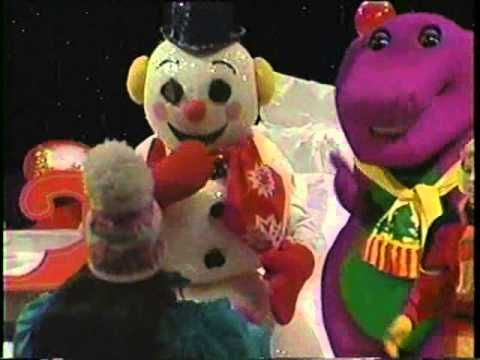 barney the backyard gang waiting for santa episode 4 keatons