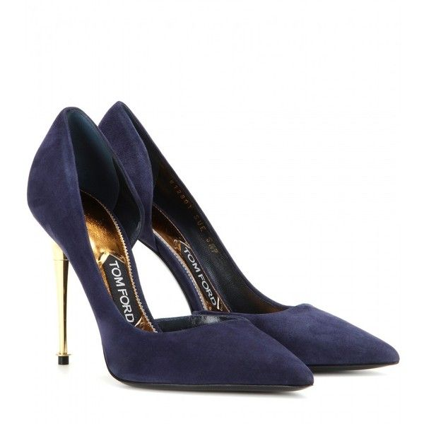 Tom Ford Suede pumps Clearance Store Cheap Online Cheap Eastbay Sale Release Dates AkCvm