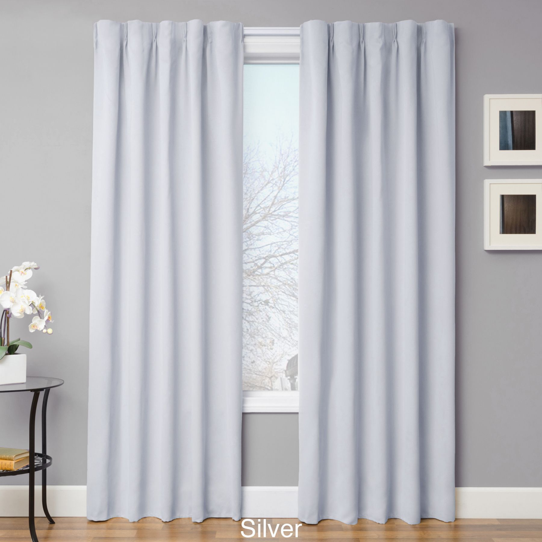 Window coverings for 2 story windows  instantly update your home decor with new window panels simple