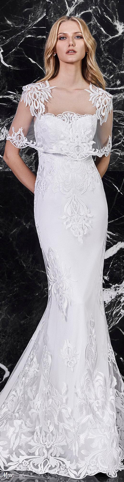 Spring 2018 Bridal Victoria Kyriakides