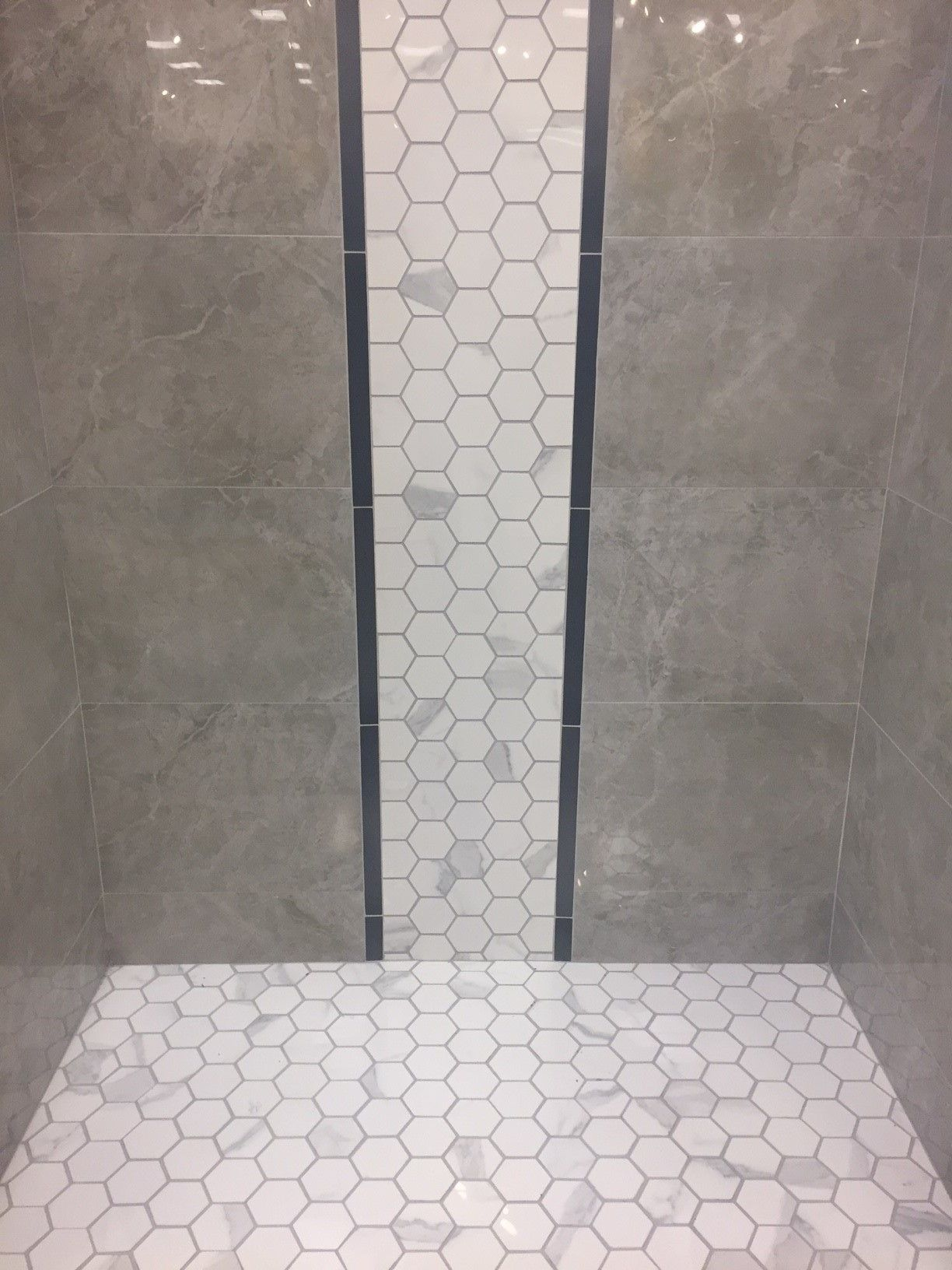 Create A Waterfall Accent In Your Shower That Flows Right