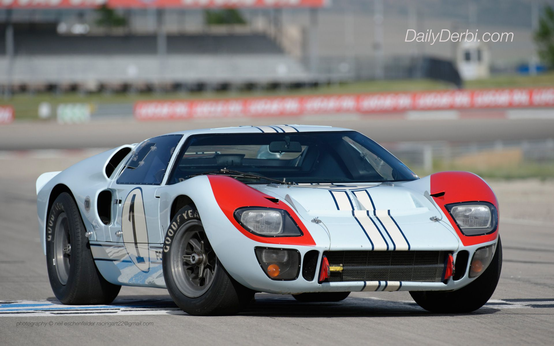 ford gt40 mkii 1966 lemans