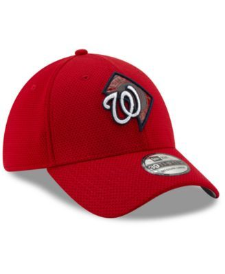super popular 1e3ed 7cbed New Era Washington Nationals State Flective 2.0 39THIRTY Cap - Red L XL