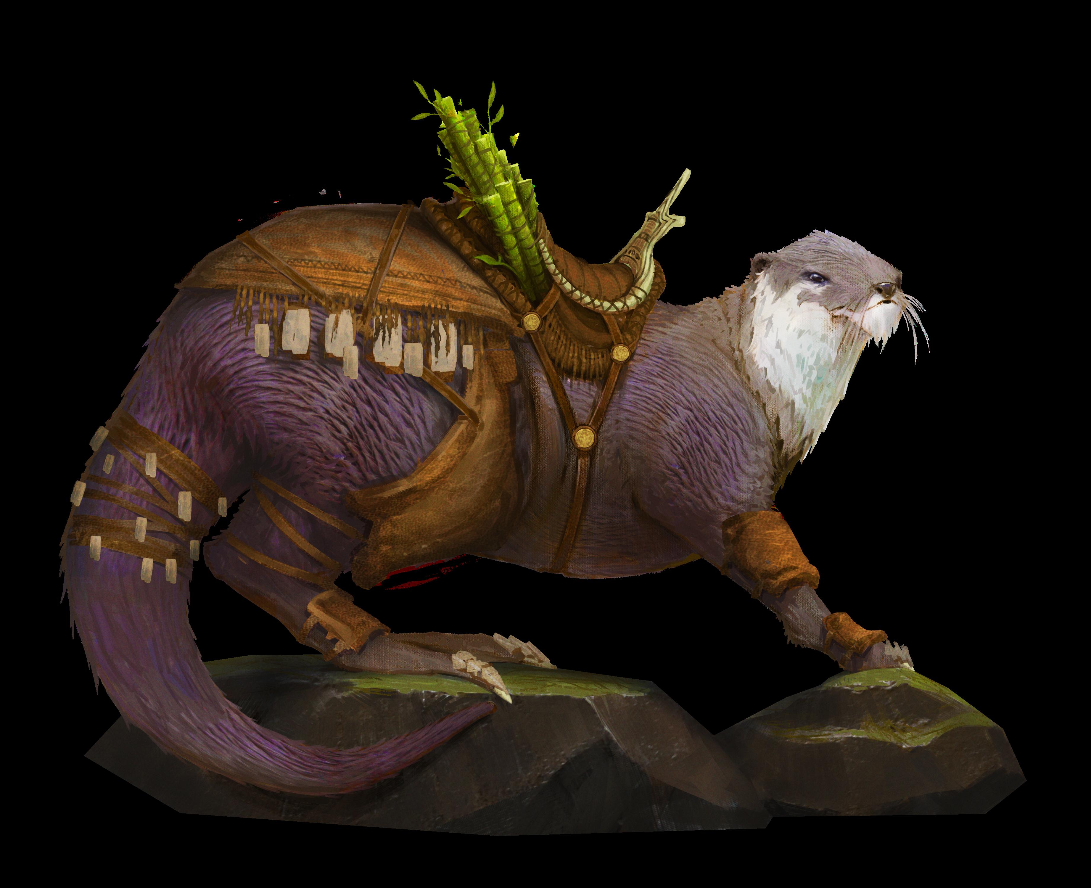 The Beastmasters of Niküa Cosmetics Dinosaur stuffed