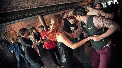 Cork Jazz Dance Exchange, Ireland, swing dancing