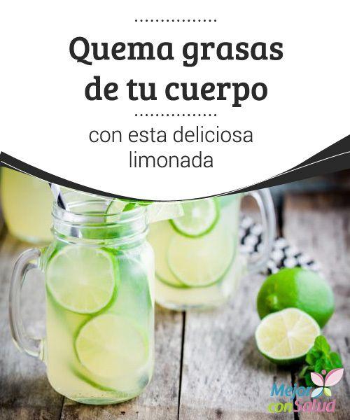 Prueba esta deliciosa limonada quemagrasas   Tips para